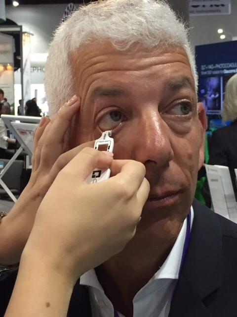 North Toronto eye doctor Rabinovitch uses inflammadry